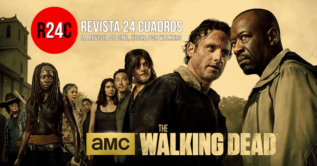 the walking dead banner temporada 6