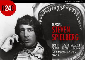 revista 24 cuadros numero 31 especial steven spielberg
