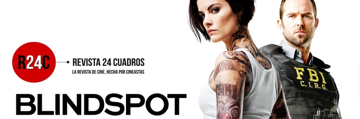 Reseña: Blindspot - Temporada 1