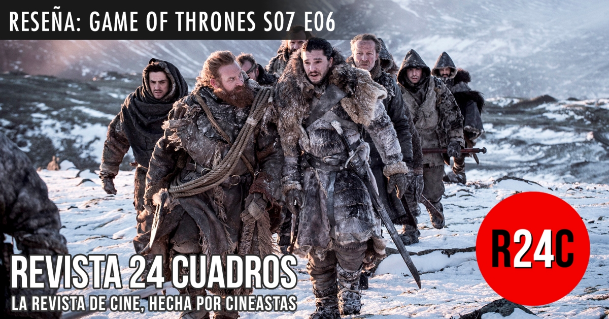 Game of Thrones S07 E06: Beyond the Wall