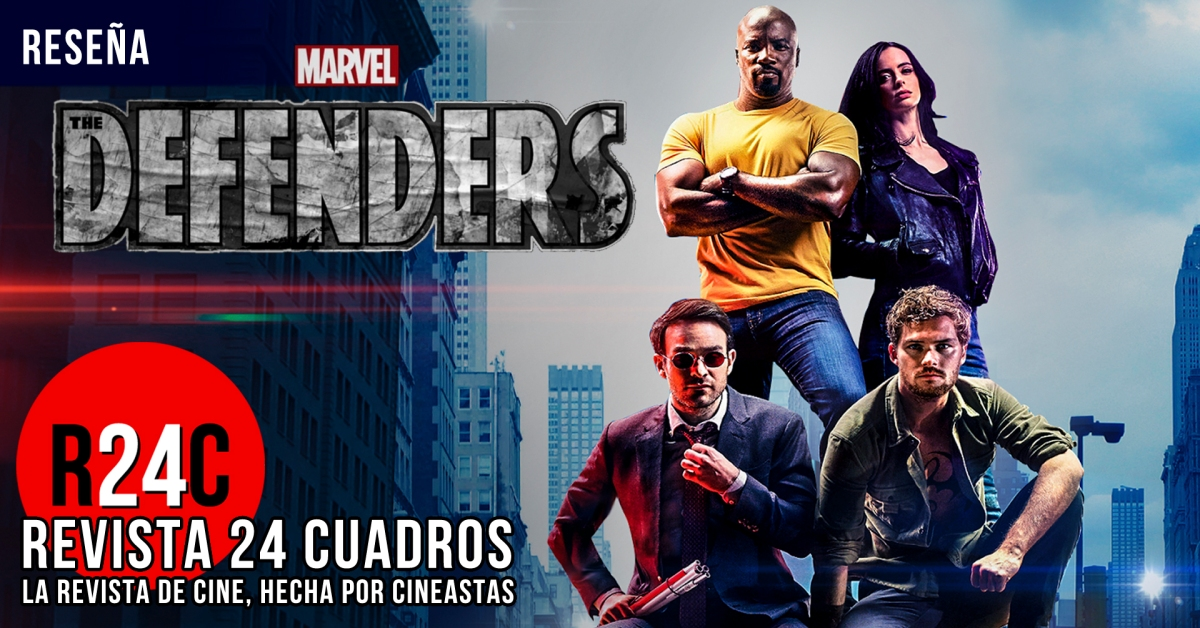 Reseña: The Defenders
