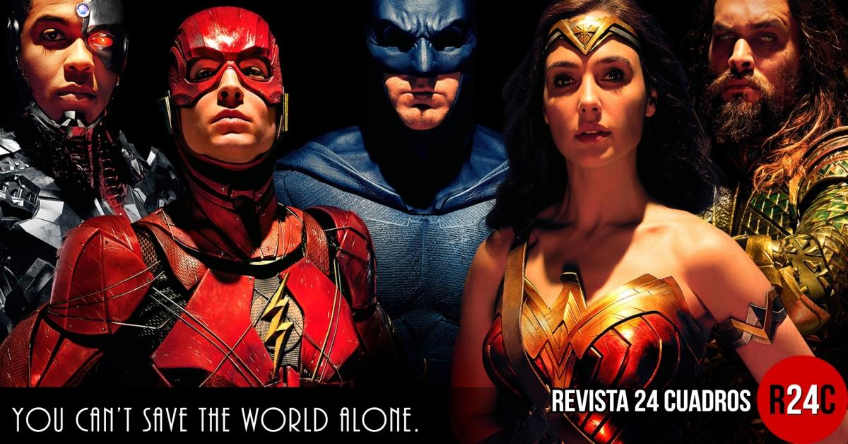 Reseña: Liga de la Justicia