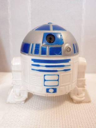 Un muñeco de R2-D2 de Burguer King por $350