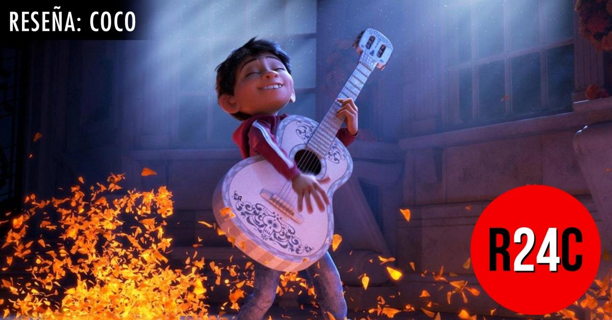 Coco: Magia Pixar