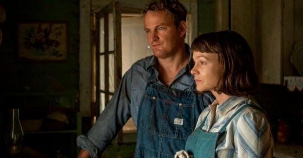 Carey Mulligan y Jason Clarke en una de las escenas de la película de Netflix Mudbound