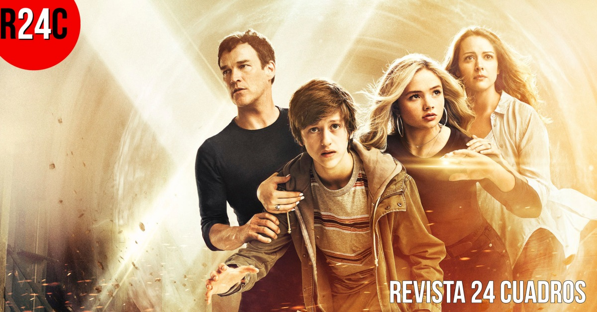 The Gifted: Familia muy normal.