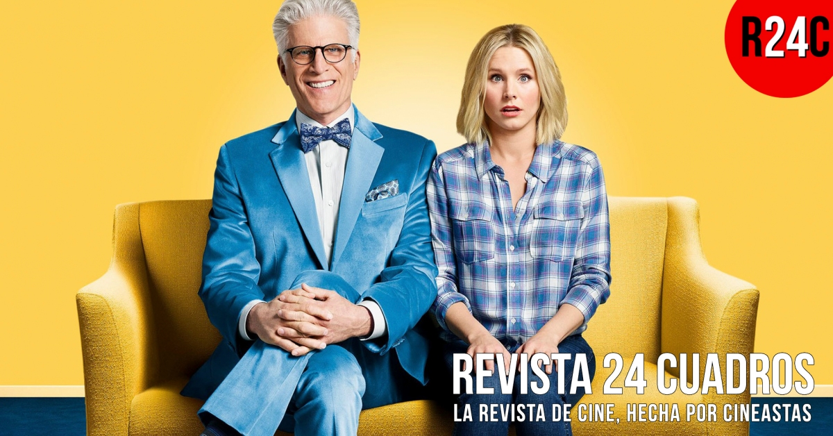 The Good Place: Está todo piola o Utopía distópica
