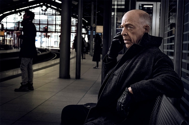 Counterpart serie de espías - actor JK Simmons