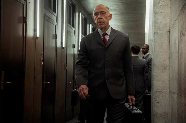 Counterpart - personaje de Howard Silk interpretado por el actor JK Simmons