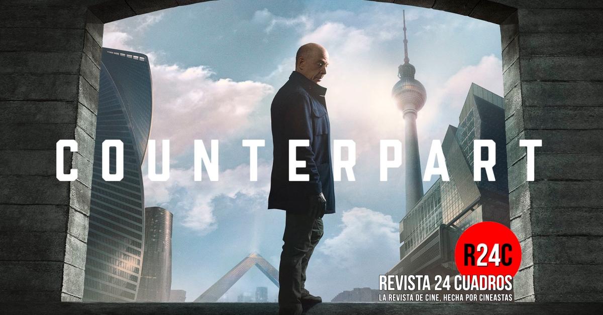 Counterpart: la serie de ciencia ficción con espías que deberías estar viendo