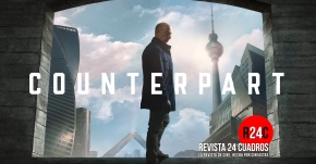 Counterpart serie de ciencia ficción y espías