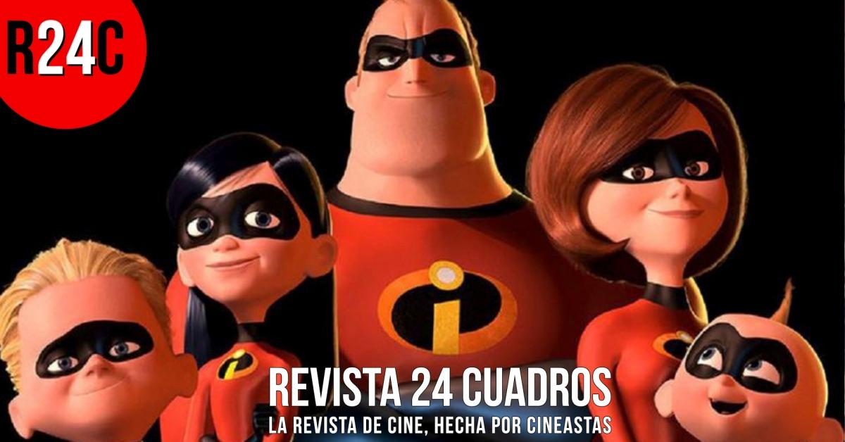 Los Increíbles 2 > MCU
