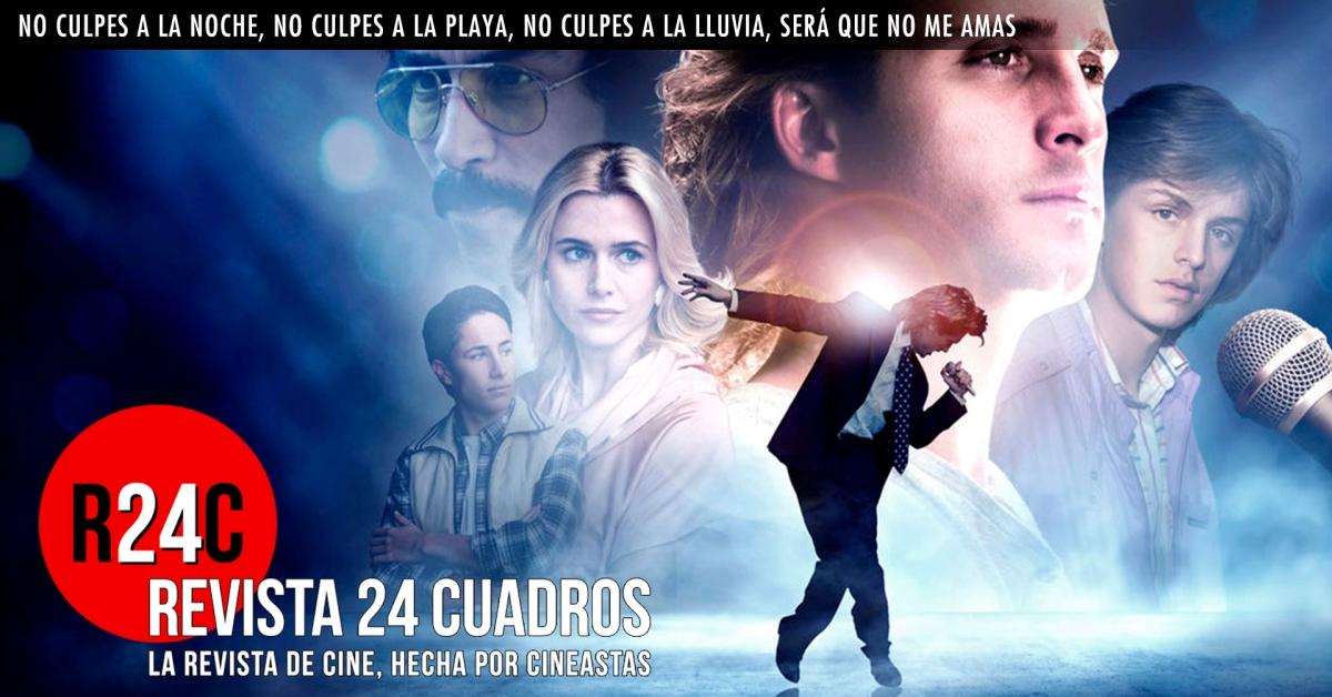 Nunca nadie se arrepiente de ser valiente: sobre Luis Miguel, la serie
