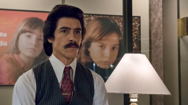 las mejores fotos de Luis Miguel la Serie