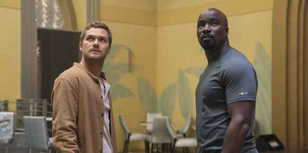 finn-jones-danny-rand-left-and-mike-colter-luke-cage-right-in-season-2-of-luke-cage