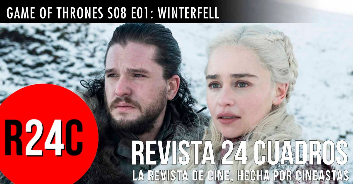 Game of Thrones S08 E01: Winterfell