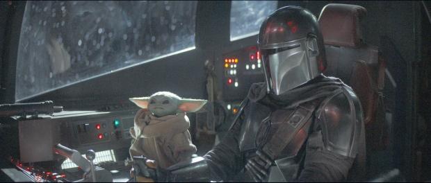 The MandalorianChapter 4CR: Lucasfilm