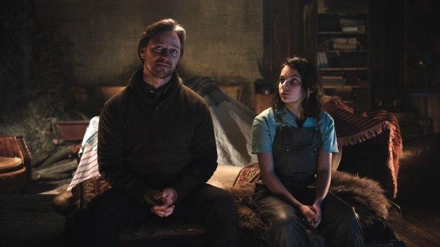 His Dark Materials Season 1, Episode 8 James McAvoy, Dafne Keen CR: HBO